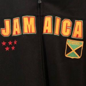 Vintage Jamaica pull-up jacket